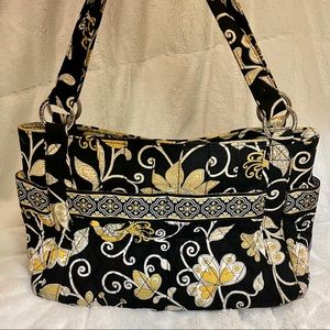 Vera Bradley Quilted Carryall